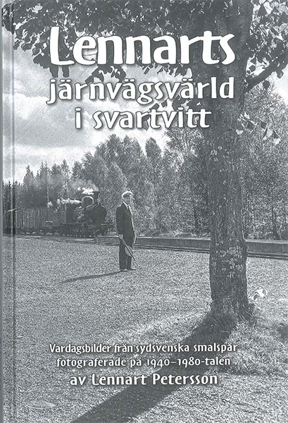 Lennarts järnvägsvärld i svartvitt
