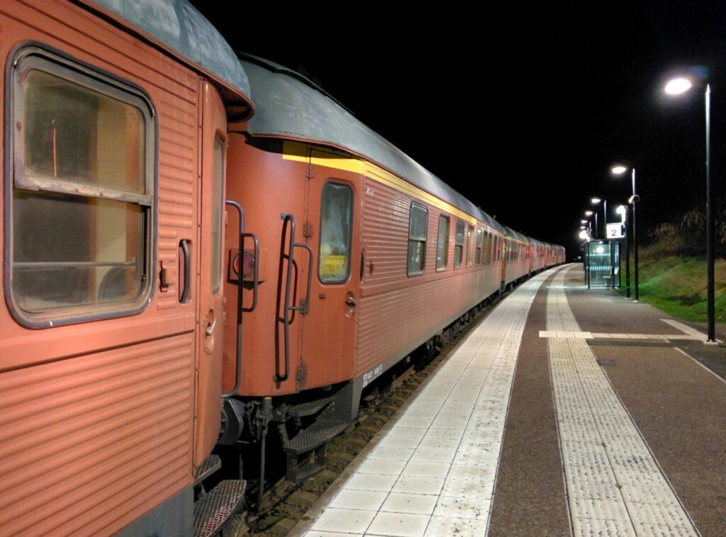 Resa till Malmö 4 april