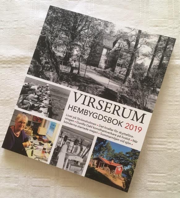 Virserum - hembygdsbok 2019