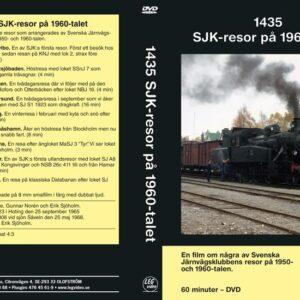 1435 SJK-resor på 1960-talet