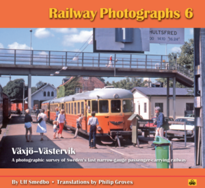 Railway Photographs 6, English appendix for Järnvägsbilder 6