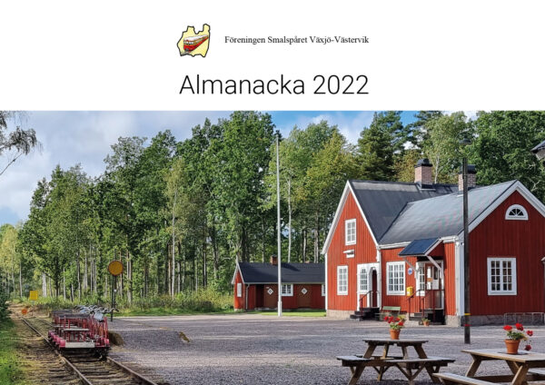 Smalspåret fotoalmanacka 2022